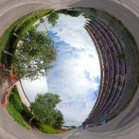 Lakeshore Development From Imperial Park  17-07-2018 #theta360uk