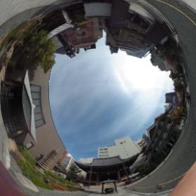 太融寺(大阪)  photo : 360度カメラ研究会(http://camera-360do.com/) by ほーりー