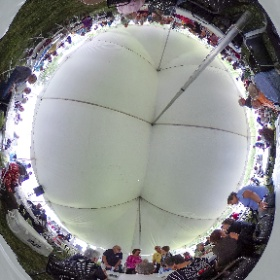 Fox Valley Islamic Center hosts its Interfaith Gathering event to hundreds of attendees #theta360