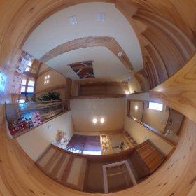 木だちの家8 #theta360