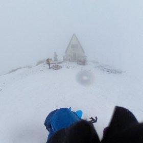 氷ノ山 #theta360