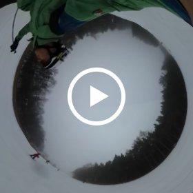 Ski #3 #theta360