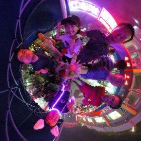 ⁉️⁉️⁉️ @ikeay さんとか @tks さんとかwww  #深圳での仕事 #theta360