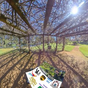 Government House in Perth CBD, heritage residence built 1860, 4 hectares of Botanical gardens https://linkfox.io/k3Au3 BEST HASHTAGS  #GovernmentHouseWA  #PerthCBD   #PerthCity  #Butterfly3d #theta360