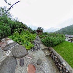Herbal rooms in Soca Valley @MijnSlovenie @Slocally #theta360