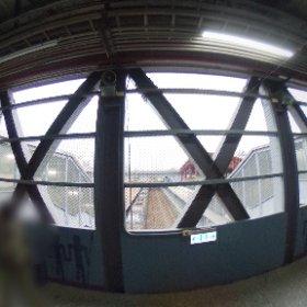 旧高雄站 #theta360