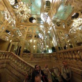 Cage d'Entrée du Musée Grevin à Paris
