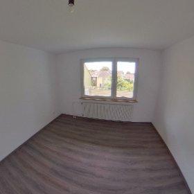 Mülheim- Schützenstr. 129 - 1. OG links - Schlafzimmer #theta360 #theta360de