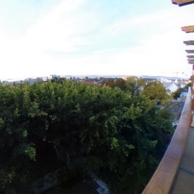 Hard to focus on work with this view 😁 #theta360