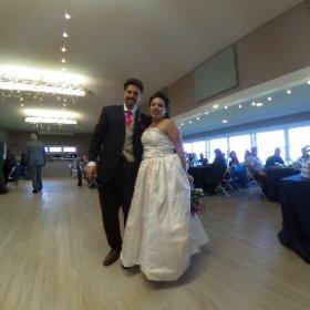 Mr and Mrs Fennema