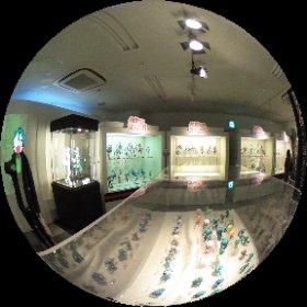 横浜人形の家に行ってきたときの一枚。 ミクさんがいっぱいいるー!! #miku360 #横浜人形の家 #theta360