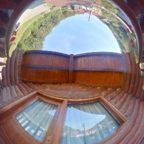 Terasa camera 3 - Cabana Rustic Balea