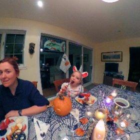 Halloween is coming! #theta360 #theta360fr