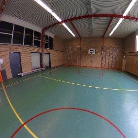 Wachterliedpaviljoen gymzaal #theta360