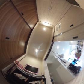 山口県山口市宮野の美容室 美容室シューケットのキッズスペースです。  http://ch-q.jp/   #theta360
