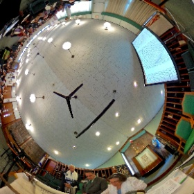 Rosh Hashanah 5777 at Temple Sholom in Monticello. #theta360