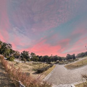 Sky Replacement #photoshop captured by #thetaz1 #theta360