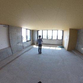 4階部分(公園側)