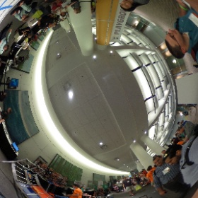 #Theta360 from the #ISTE2016 Interactive Computer Science Playground!