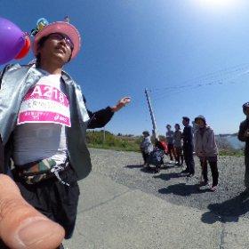道行く人がみんな優しいなあ #東北風土2016 #GenkiTohoku 詳細はこちら http://i.ktri.ps/genkitohoku #theta360