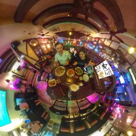 360 spherical Old German Beerhouse at BTS Nana Bangkok (est: 1987) is renown for big everything, SM hub https://goo.gl/Pbmr7X BEST HASHTAGS #OldGermanBeerhouse    #BkkSukSoi13   #BtsNana   #butterfly3d #theta360