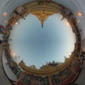 #myanmar #yangon #BotahtaungPagoda #pagoda #hatueyphotographies #theta360 #theta360fr