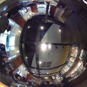 Things you see @hendersonstateu - Bux!  #theta360