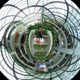 #Parqueinterlomas en #360 #foto360 #atodamaquina #trabajando #fotomedellin #septiembre #30 #2016 #daleclickparaverlafotoen360 #theta360