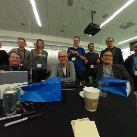 Emerging Experiences MVPs aka Windows Development @mvpaward #mvpsummit #theta360