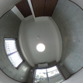 カンセイホーム新川1Kタイプ:居室