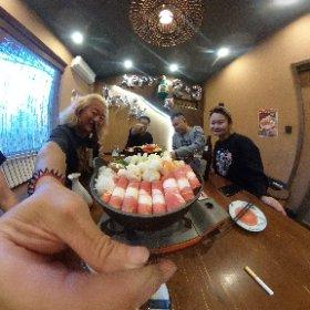 吃日本菜!!