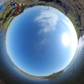 野付半島、ナラワラ付近とか。 #羅臼たのしー #プレスマンユニオン #野付半島 #theta360