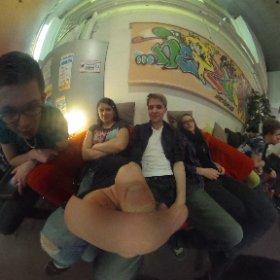 360grad Session bei #TubeMunich mit Zeo