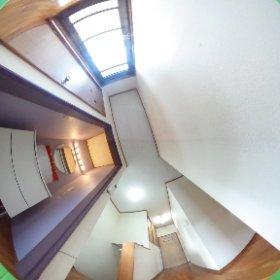 CASA横浜二俣川2F洗面台 廊下