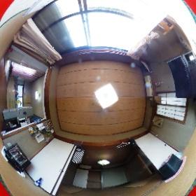 鹿児島市牟礼岡1丁目【貸家】高台広々4DK+S木造2階建6万円 #theta360