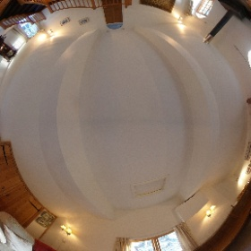 The Old Chapel Mezzanine 1 #theta360uk