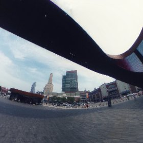 Barclay Center, Brooklyn, New York. #theta360