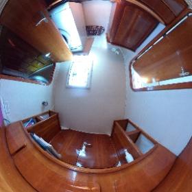 1995 Privilege Jeantot 42 Catamaran - Washer