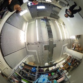 360 photo from show and tell with @katehartman @RicohTweets @Pentaxian #theta360 @YouTube