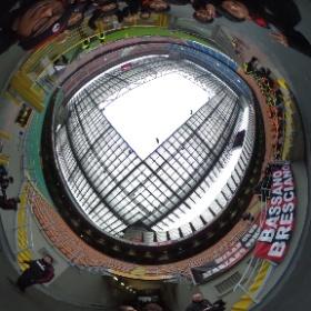 2016.12.04 AC Milan vs Crotone@Stadio San Siro #theta360