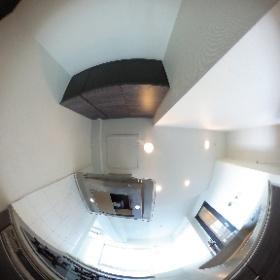 レジディア恵比寿南/キッチン/1LDK/50.07㎡/7F/360°内見画像  http://ebisu-fudousan.com/rent/53/  #恵比寿 #代官山 #目黒 #賃貸  #theta360