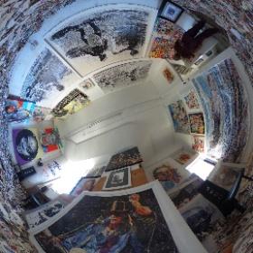 SANUSI OLATUNJI - AUGUST HOUSE - LOVE ART - SPACED OUT ART