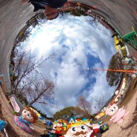 2017.12.25 東条湖おもちゃ王国 #snow3d #ctenroku #theta360