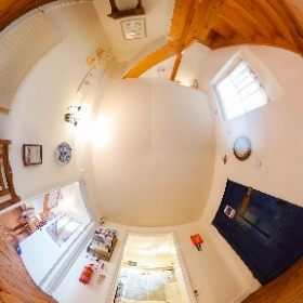 The Old Chapel - Hallway #theta360uk