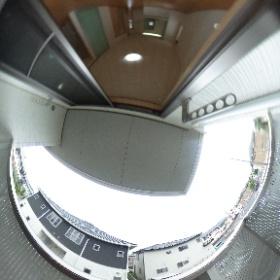 水戸市けやき台2丁目 シャーメゾン物件♪ 2階角部屋 ベランダからの眺め♪