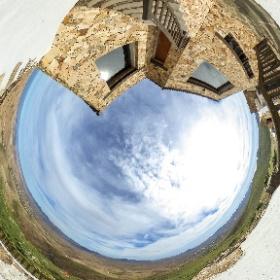 Phantastischer Ausblick vom Casa Mirador de Morro Velosa auf Fuerteventura  - Karin Schiel Fotografie #Fotograf #Stuttgart #360° #theta360 #theta360de