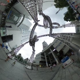 今日は、ランドマークタワーの横浜国大で会合でした。
