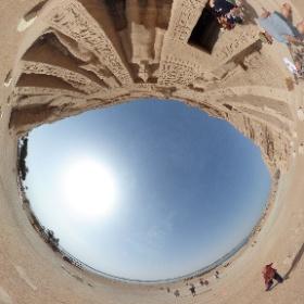 エジプトのアブシンベル神殿(小神殿)