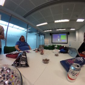 #hacktheclassroom #viewingparty at @MSFTScotland in Edinburgh #mieexpert #mcmiee #theta360