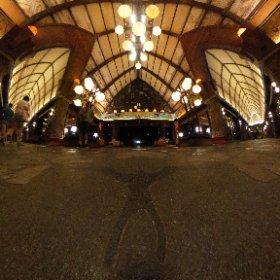 360 image of the @disneyaulani lobby tonight. Click and scroll for effect. #theta360